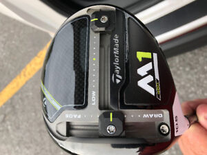 Taylormade M1 driver 10.5 degree neuf