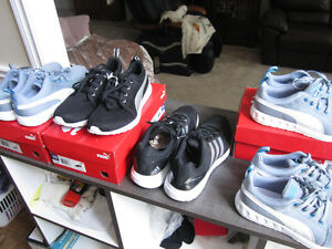 Running Shoes, adidas 9,10 1/2,11,& 12, Puma 9 1/2 & 10,Br. New