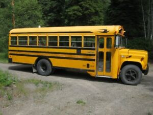 1989 Chevrolet Bluebird School Bus