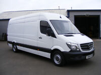 Mercedes Sprinter 313 CDI (white) 2014