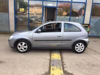 Vauxhall Corsa 1.2i 16v SXi 3 DOOR - 2004 04-REG - 8 MONTHS MOT