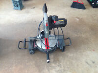 "Craftsman 10"" Compound Mitre Saw"