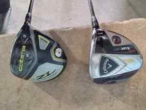 Callaway driver and travel case