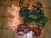 FOR SALE -- Christmas mini-lights - BARGAIN PRICES