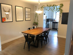 Nuns' Island townhouse for rent