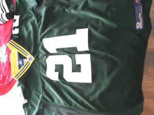 Green Bay Packers jerseys and All Star Wells jersey