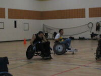 fauteuil roulant de rugby, Eagle / Eagle rugby chair wheelchair