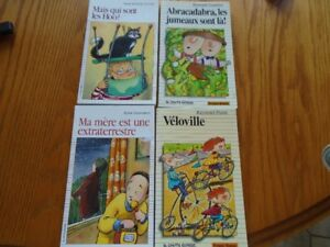 8 livre la courte echelle jeunesse