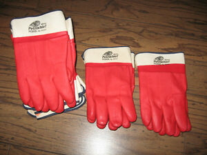 6 PAIR NEW PETRO CHIEF WINTER OIL GAS WORKERS GLOVES