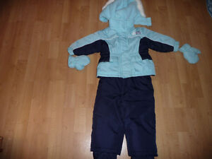 Manteau d'hiver (2 ans)