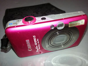 Canon Powershot SD1200 IS Digital Camera West Island Greater Montréal image 5