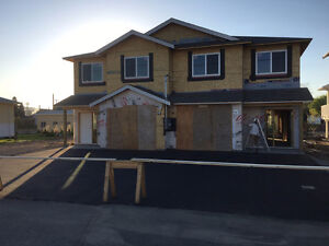 Check out this brand new duplex!