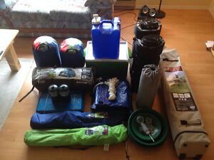 Assorted Camping Gear, Great Condition