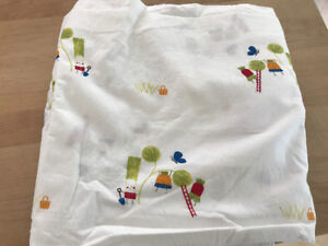 Curtains for children's room