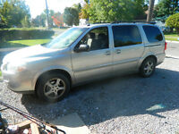 2005 Chevrolet Uplander LS Minivan, Van....Best Offer As Is