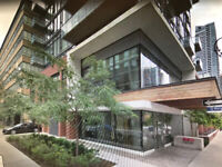 Two bedroom in luxury downtown building