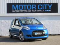 2009 CITROEN C1 SPLASH HATCHBACK PETROL