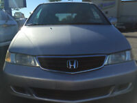 2003 Honda Odyssey Limited, 7 passagers