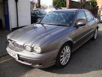 JAGUAR X-TYPE 2.2D DIESEL S SALOON ** 2007 ** UPGRADED SE/SPORT SPEC **