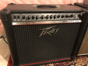 Peavey Bandit 112 with Footswitch