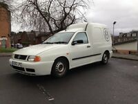 Vw caddy mk2 1.9 tdi £800 offers
