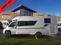 Adria Matrix Supreme 670 SC 5 Berth Motorhome for sale
