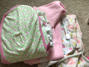 0-3 months girls clothing lot