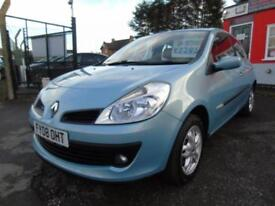 2008 Renault Clio 1.2 16V Rip Curl 3dr,2 former keepers,2 keys,FSH,12 months ...