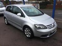 Volkswagen Golf Plus 1.9TDI PD ( 105PS ) SE 2009 09 Reg 5 Dr Hatchback
