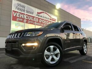 Jeep Compass North 4x4+MAGS+CUIR/TISSUS+WOW! 2018