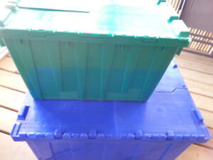 HEAVY DUTY BOXES...RODENT PROOF..GREAT USE IN STORAGE LOCKERS