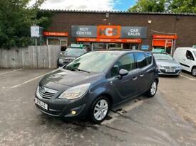 image for 2011 Vauxhall Meriva SE MPV Petrol Manual