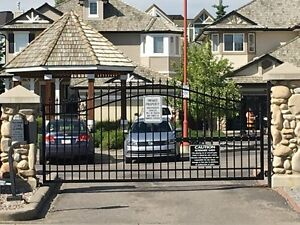 Gated Single House with Condo Management