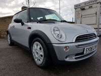 Low Mileage - Mini One 1.6 - MOT January 2019