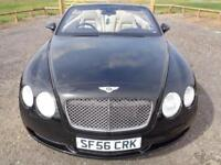 2006 Bentley Continental 6.0 GTC 2dr