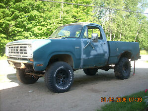 1976 Dodge Other Pickups Pickup Truck ( project truck )