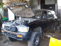 Lots of Toyota truck/4runner parts for sale