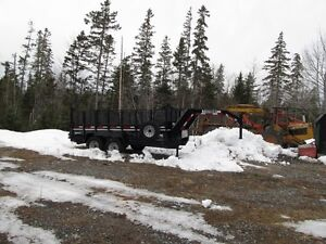 Dump Trailer New Price