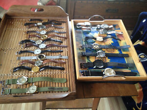 Watches Ladies, men , collection, vintage , modern and much more
