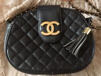 Chanel bag real soft leather