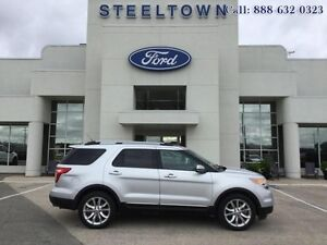 2012 Ford Explorer LIMITED AWD LEATHER/MOON  - $180.92 B/W