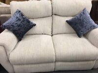 Brand New LA Z Boy Indiana 3 seater and 2 seater
