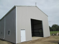 Turn Your Unusable Barn into a New Steel Building in Guelph