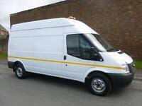 2013 Ford TRANSIT 350 Hr LWB 125ps Van Manual Large Van