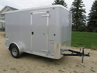 "CHARMAC 6'x10' ""STEALTH"" ENCLOSED CARGO TRAILER"
