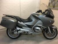 2005 BMW R 1200 RT SUPERB CONDITION NO CORROSION