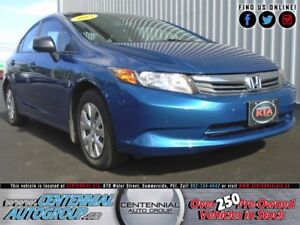 Honda Civic Sedan DX | 1.8L | i4-Cyl | Traction Control 2012