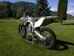 KX 450 for sale - Never Raced