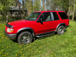 1998 Ford Explorer VUS