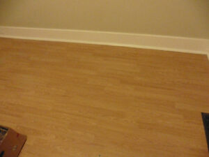 Laminate Flooring Approx. 175 Sqft Used